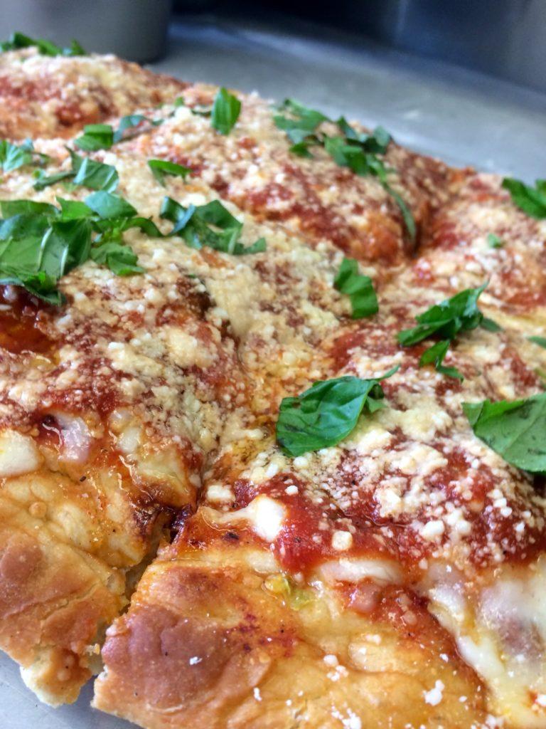 Sicilian pizza recipe authentic